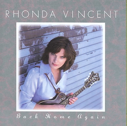 BACK HOME AGAIN BY VINCENT,RHONDA (CD)