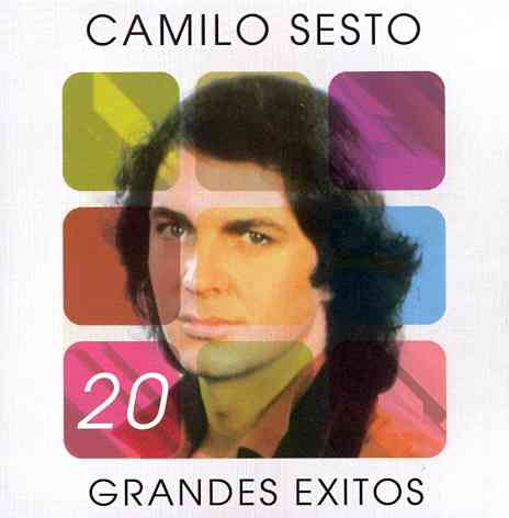 20 GRANDES EXITOS BY SESTO,CAMILO (CD)