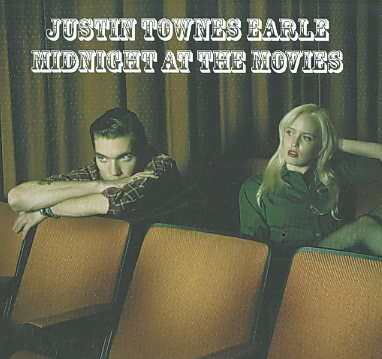 MIDNIGHT AT THE MOVIES BY EARLE,JUSTIN TOWNES (CD)