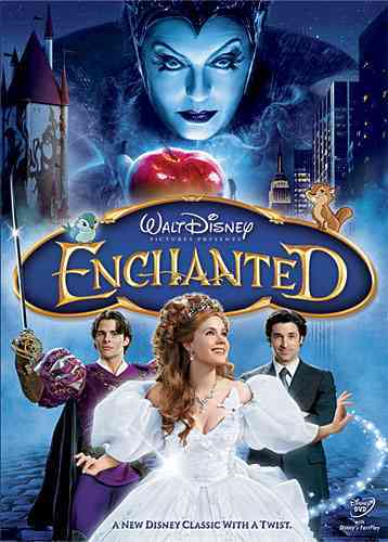 ENCHANTED BY DEMPSEY,PATRICK (DVD)