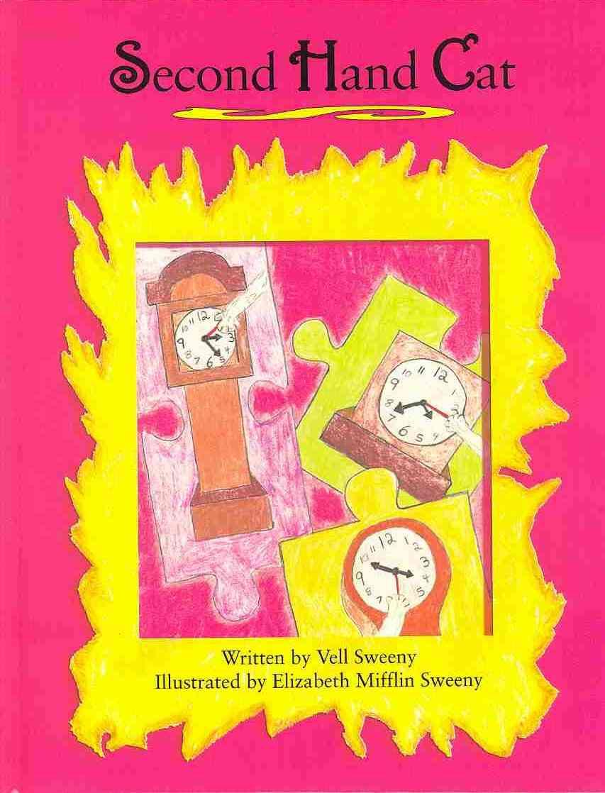 Second Hand Cat By Sweeny, Vell/ Sweeny, Elizabeth Mifflin (ILT)